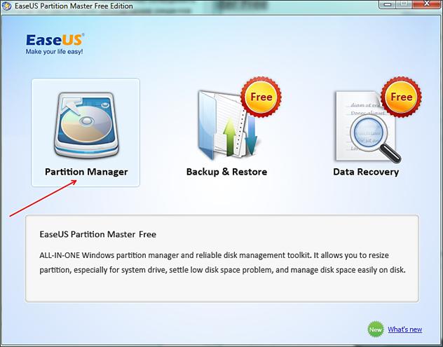 скачать программу для объединения разделов жесткого диска