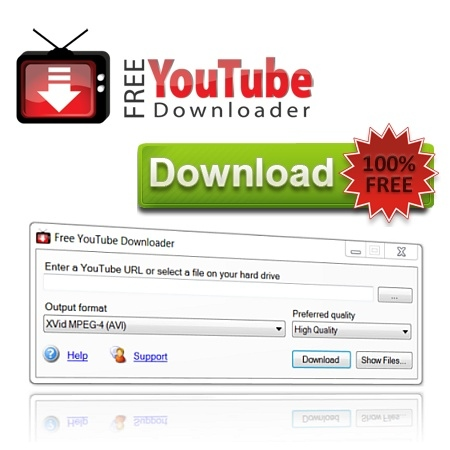 Free YouTube Downloader скачать
