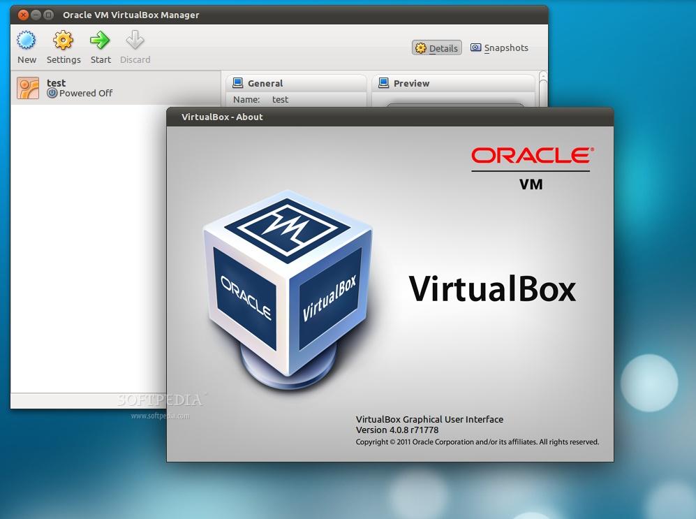 VirtualBox скачать