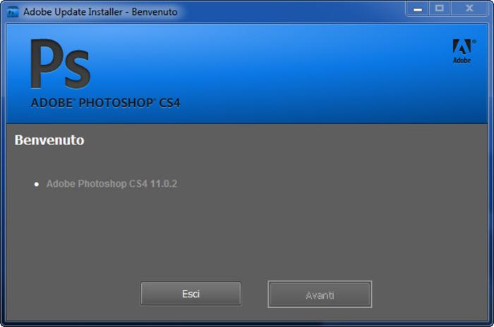 Начиная с версии Adobe Photoshop CS4 разработчики ввели проверку серийного.