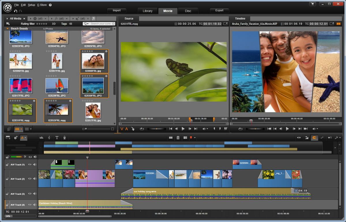 Видео формат 264 как открыть