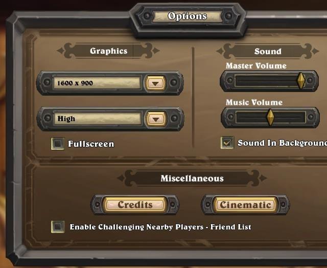 Как игру сделать на весь экран