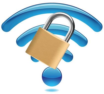 Как запаролить WiFi