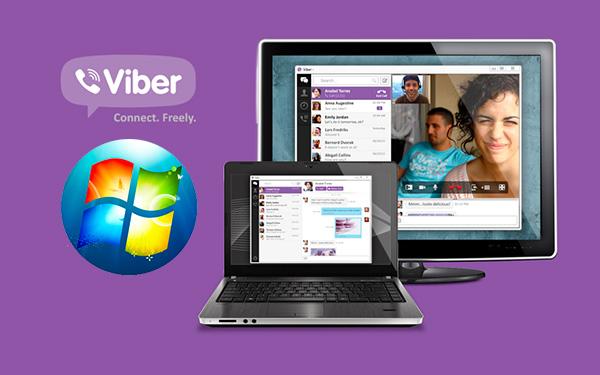 Скачать Viber для Windows 7