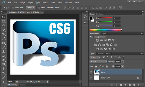 Где скачать и как установить фотошоп cs6 на русском языке.