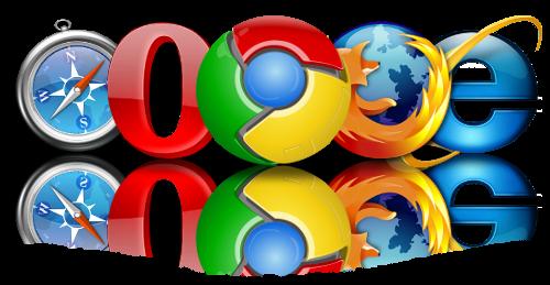 Не работают браузеры кроме Internet Explorer