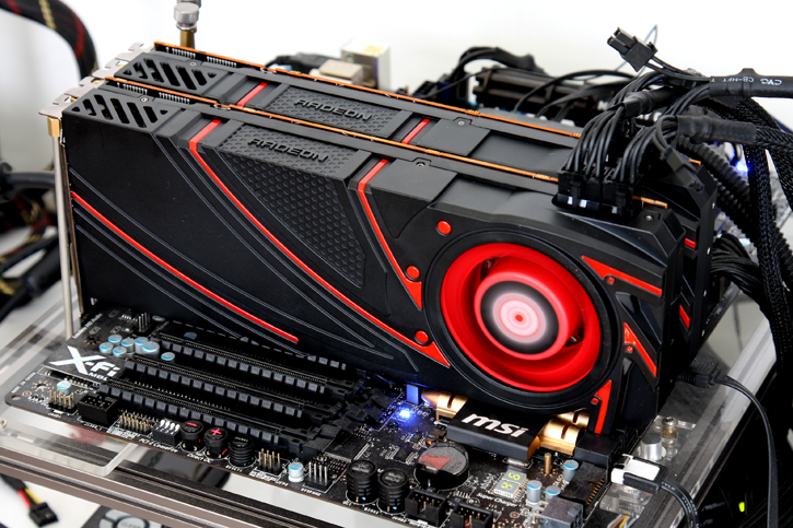 GeForce GTX 780 Ti vs Radeon R9 290X в SLI/CrossFire