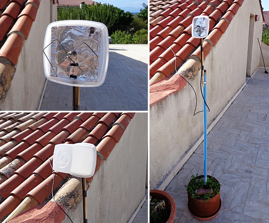 Как усилить WiFi-антенну. Как усилить сигнал антенны WiFi?