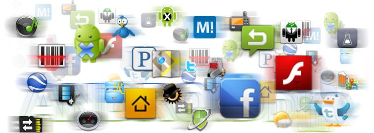 """Интересные приложения на """"Андроид"""": самые оригинальные решения"""