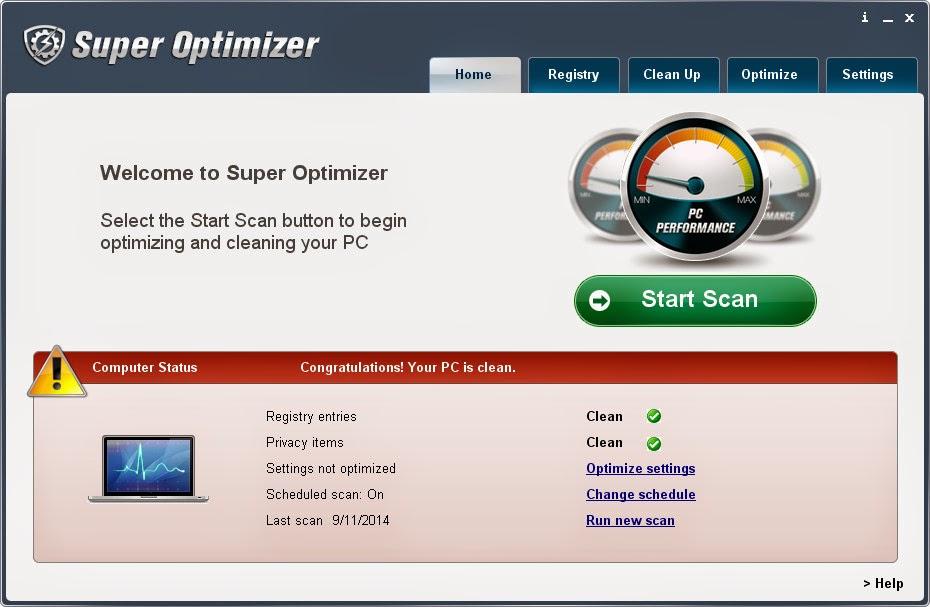 Super-Optimizer
