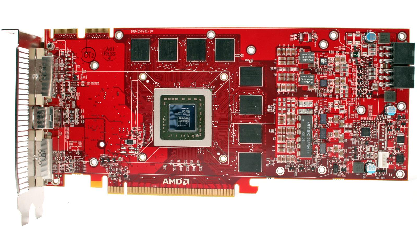 Обзор технических характеристик графической системы Radeon HD 4870