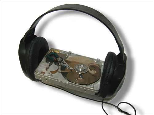 HDD издает звуки. Что они означают?