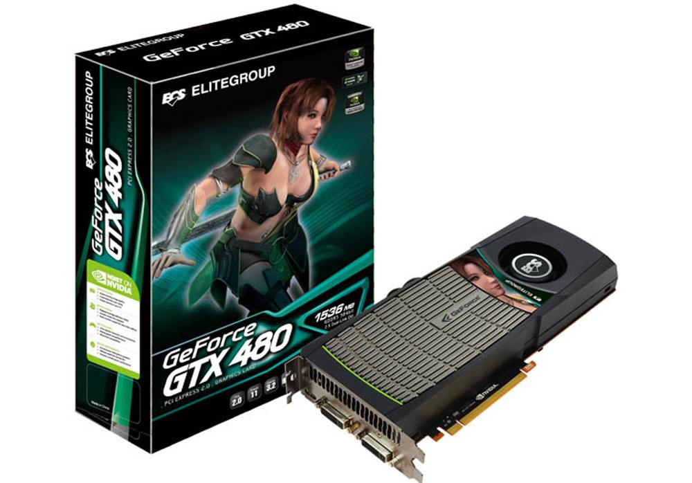 NVIDIA GeForce GTX 480: характеристики, отзывы, обзор
