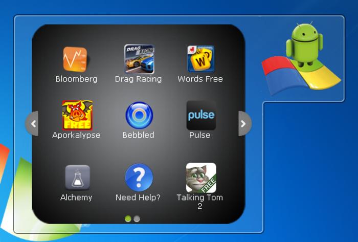Загрузка ОС Android на ноутбук или ПК