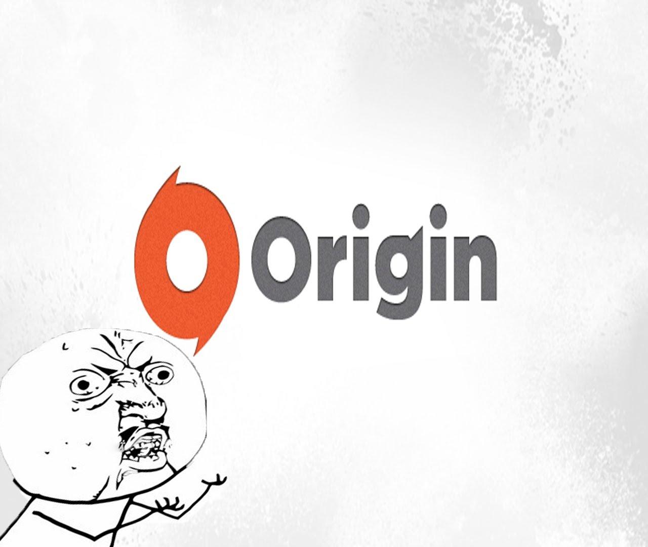 Сетевая авторизация временно недоступна (Origin)