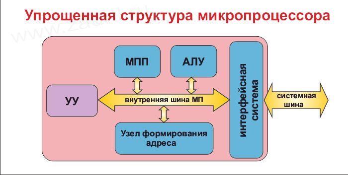 АЛУ: расшифровка, определение и принцип работы