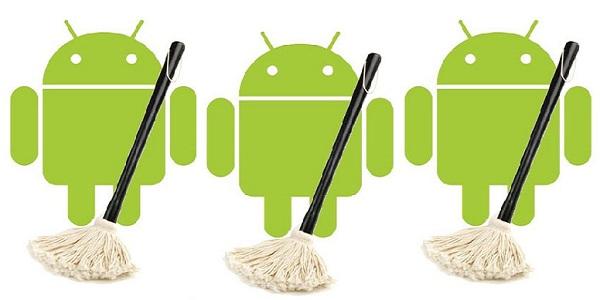 Способы очистки кеш на операционной системе Android