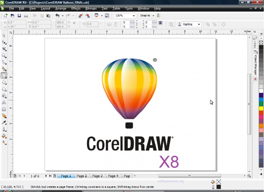 coreldraw graphics suite x8 keygen download