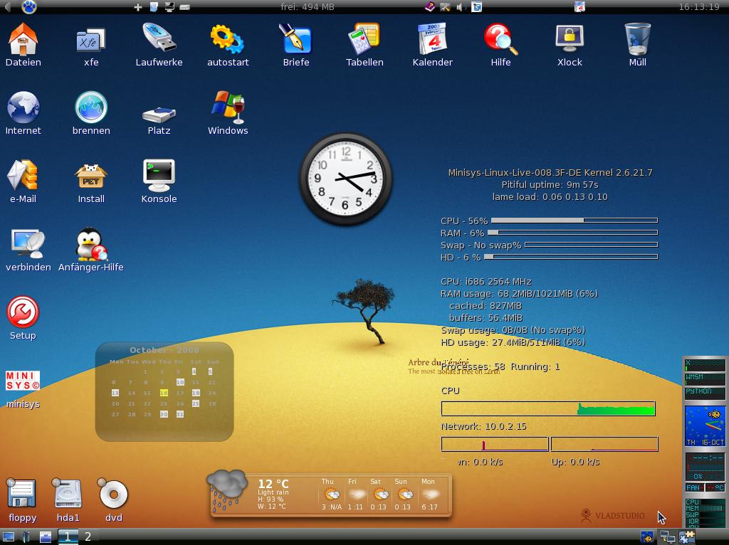 ос линукс отзывы - фото 9