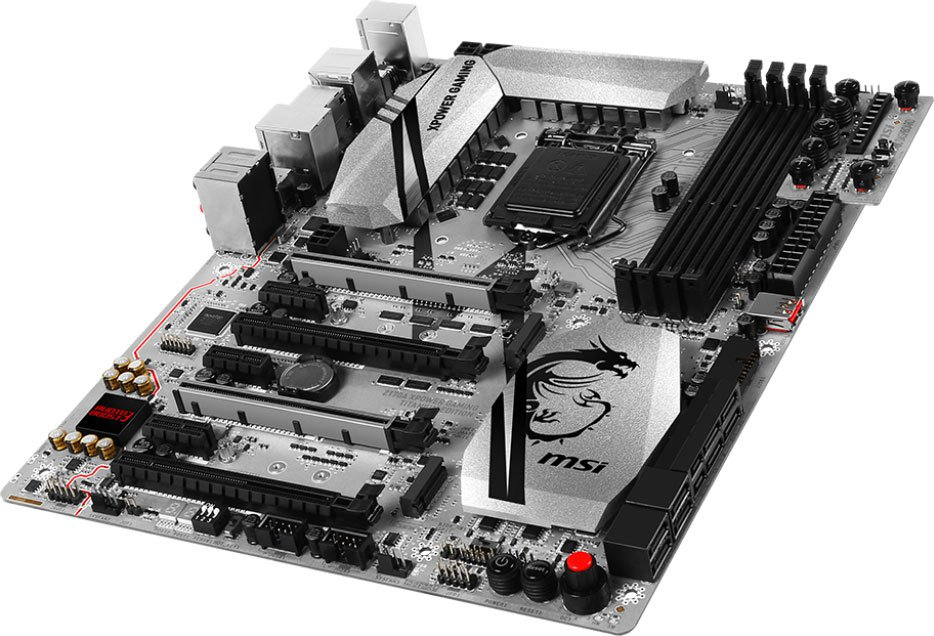 MSI Z170AX Power Gaming Titanium Edition