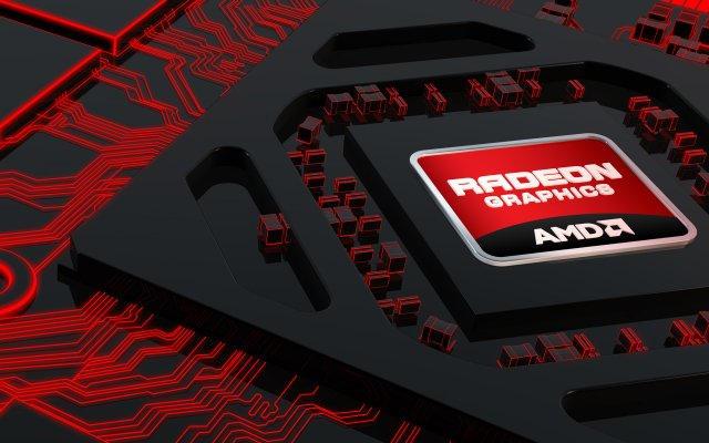 обновить драйвер видеокарты AMD
