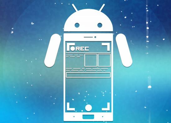 программы записи видео с экрана на Android